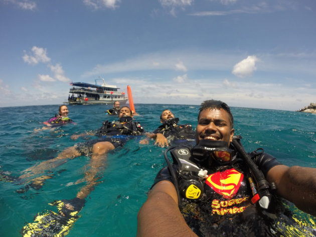 Discover Scuba Diving Day Trip – From India to Thailand..