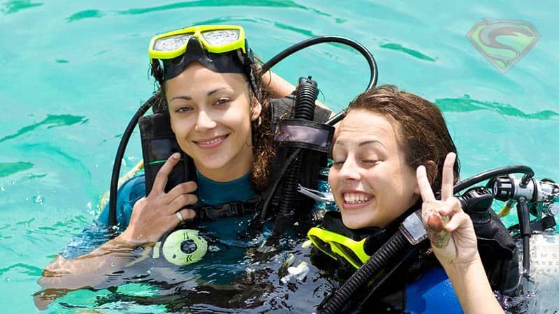 Learn scuba diving courses in Phuket