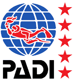 PADI 5 star dive center Phuket