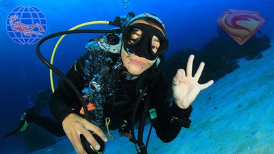 PADI open water course Phuket